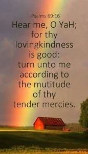 Psalm 69.16
