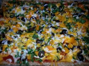 Italian Pizza Crust