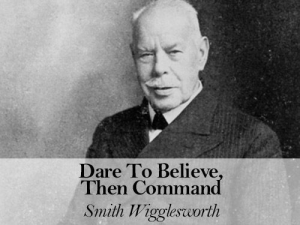 Dare Smith Wigglesworth